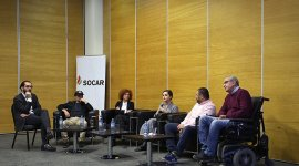 SOCAR has presented its new CSR platform