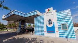 Munchen is opened in Kutaisi